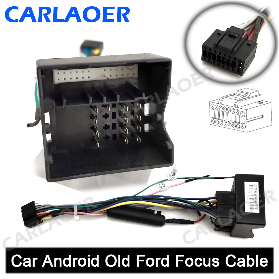Car Android Old Ford Focus Cable