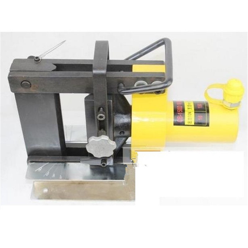 Hydraulic Copper Busbar <font><b>Bending</b></font> Machine,Metal Sheet <font><b>Bending</b></font> Tool CB-150D 16T 150mm