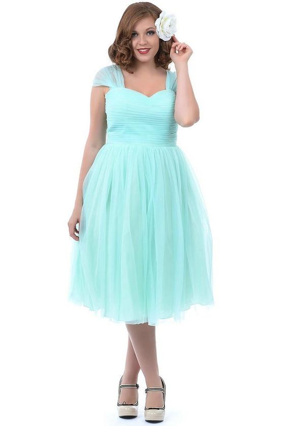 Cheap Mint Green Pink Bridesmaid Dresses Plus Size 2017 Cap ...