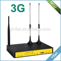 F3436 industrial WCDMA HSPA+ 3G WIFI router for Kiosk, Substation