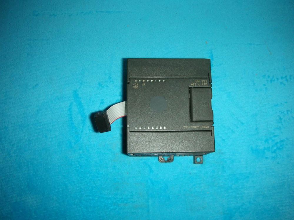 1PC USED * 6ES7231-7PB21-0XA0 dhl ems 1pc used for original em277 6es7 277 0aa22 0xa0 6es7277 0aa22 0xa0 plc