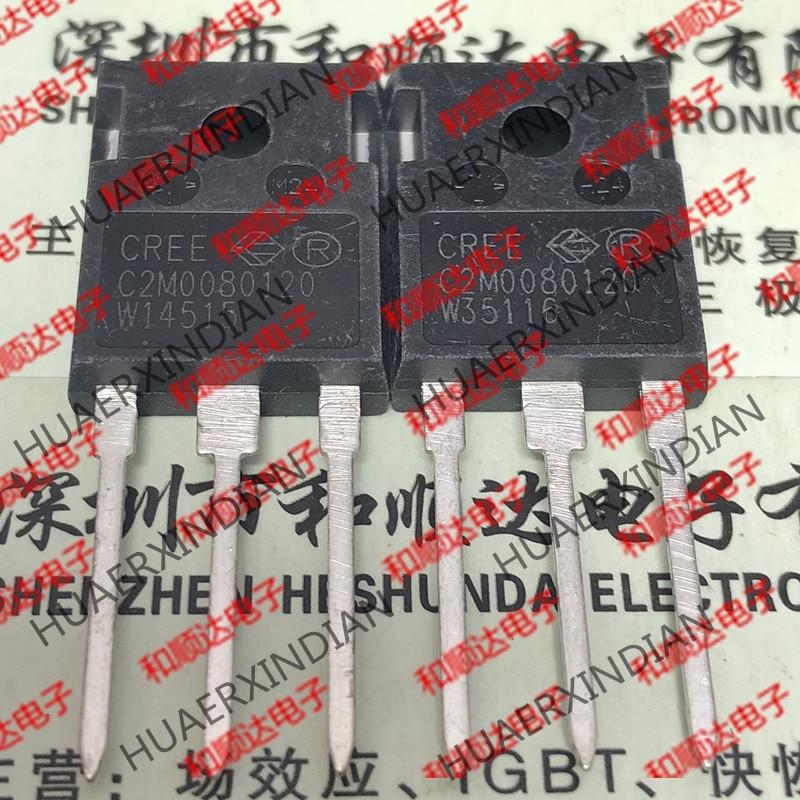 Nuevo original C2M0080120-247 1200 V 31.6A