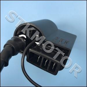 Image 4 - 3 פין הצתה סליל CDI עבור 50CC Piaggio Gilera NRG Sfera Stalker TPH ZIPFor קטנוע Gilera רץ 50 SP