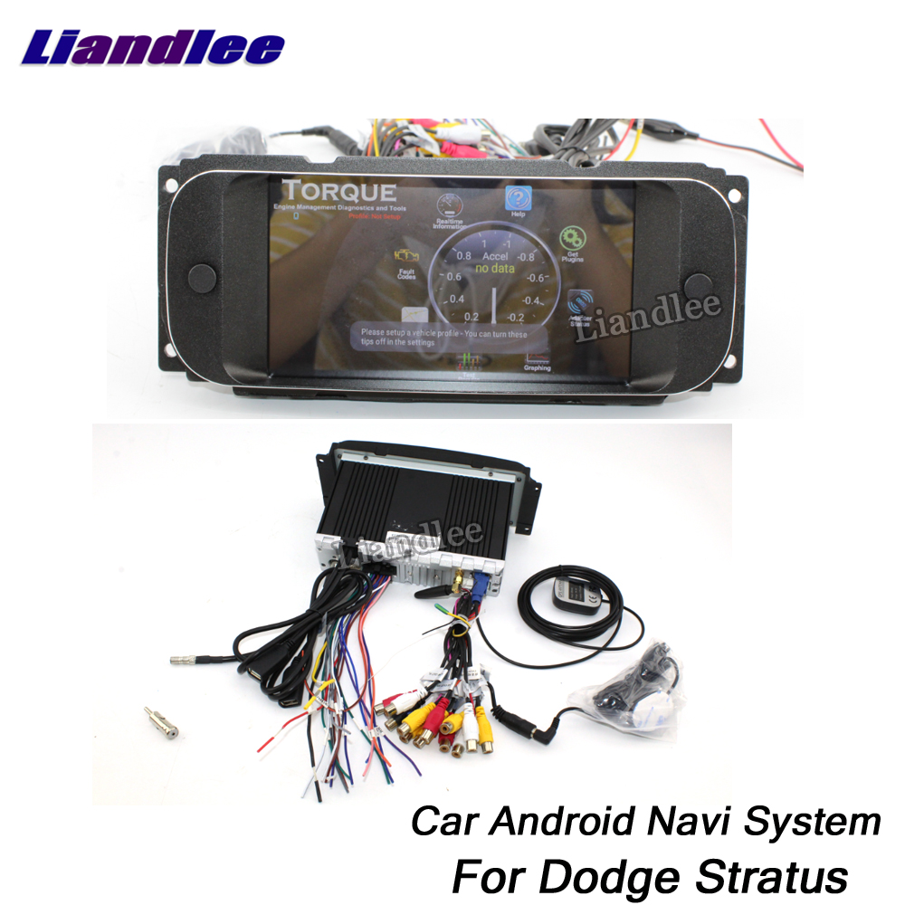 Liandlee Car Android System For Dodge Stratus 2001