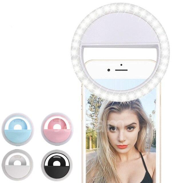 Telefone-Selfie-Selfie-LEVOU-Flash-de-Anel-de-Luz-Port-til-L-mpada-Luminosa-Da-L (6)