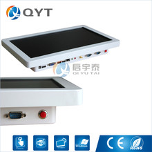Embedded panel pc(i3 i5 i7) 15.6'' industrial tablet pc touch Resistive screen 1366*768 desktop computer with max 8g ddr3