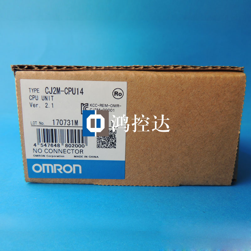 New original Omron PLC CJ2M-CPU14New original Omron PLC CJ2M-CPU14