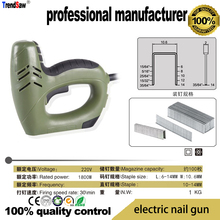 EXPORT QUALITY AIR NAIL GUN AT GOOD PRICE AND FAST DELIVERY TO RUSSIA WITH 400PCS NAIL FREE