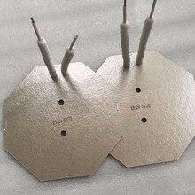 Пара 2 шт. нагревательный элемент 220 В или 110 В для Вафельницы с пузырьками для яиц подходит для моделей серии FY-6
