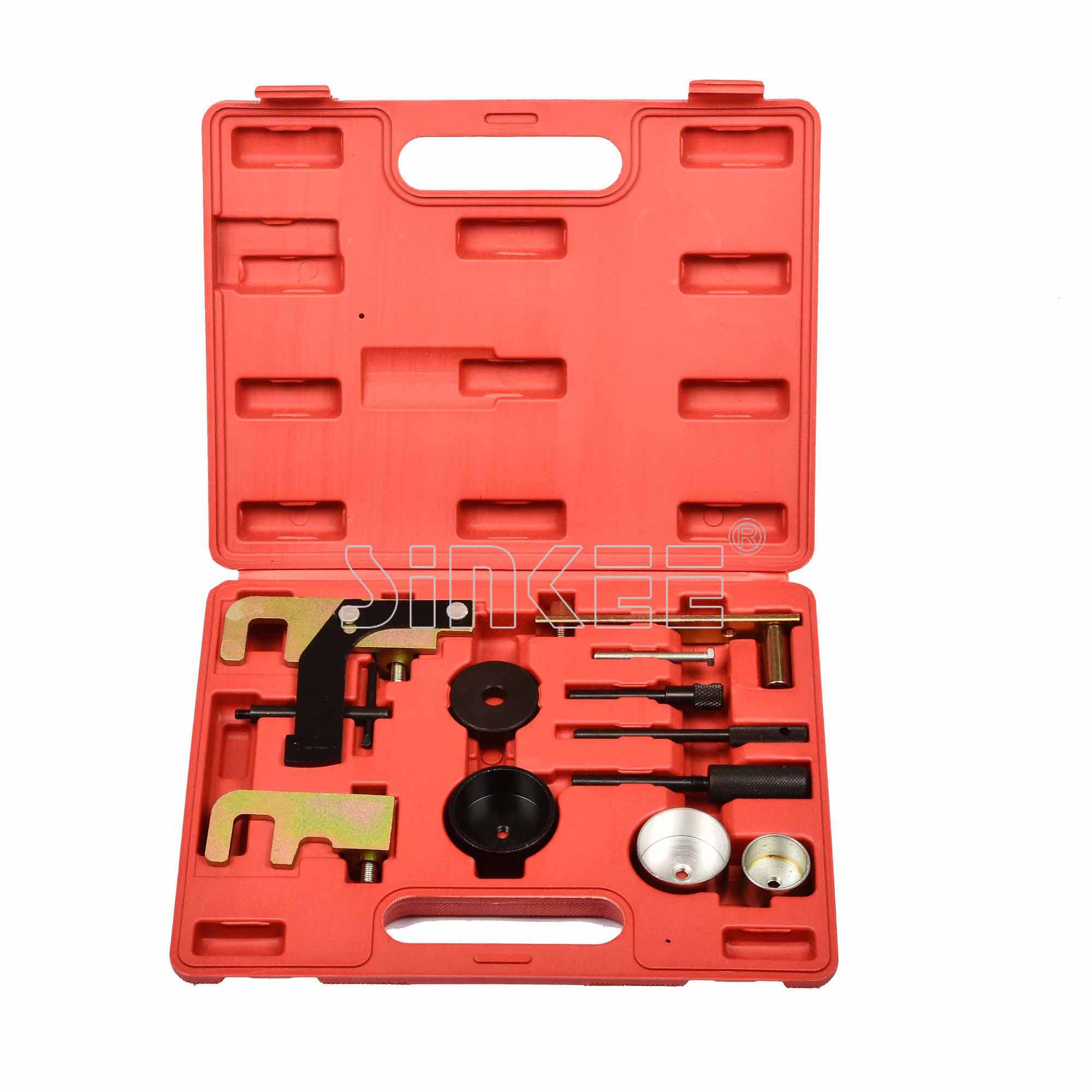 Diesel Engine Camshaft Timing Tool Locking kit For Vauxhall Renault Nissan engine timing tool kit for renault vauxhall petrol engines 1 4 1 6 1 8 2 0 16v belt driven