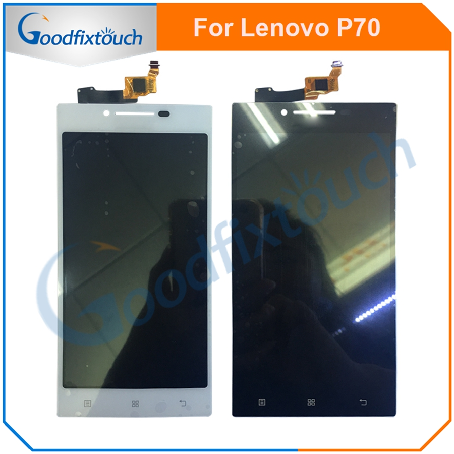 For <font><b>Lenovo</b></font> <font><b>P70</b></font> LCD <font><b>Display</b></font> <font><b>P70</b></font>-A P70A LCD <font><b>Display</b></font> With Touch Screen Panel Digitizer Assembly Replacement Parts image