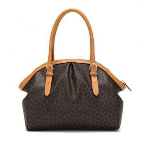 2018 New fashion women's luxury handbag good Quality messager bag neverfull Tivoli handbag Free shipping цены