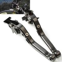 Motorcycle Folding Brake Clutch Levers For YAMAHA FZ600 1987 1989, SRX600 1986 1989, XJ600 1984 1992, YX600 Radian 1986 1990