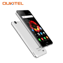 OUKITEL K4000 Plus 5.0 Inch Smartphone Android 6.0 MTK 6737 Quad Core 2+16GB 13.0MP 4G LTE Fingerprint Mobile Phone 4100mAh Cell