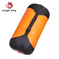 Jungle King 2 1m Length Portable Duck Down Sleeping Bag Comfortable Outdoor Camping Travel Envelope Cold
