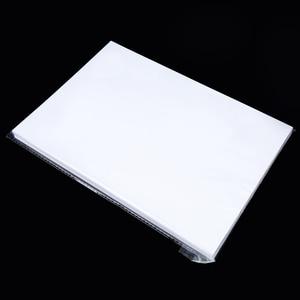 Image 5 - Papel de impresión de pegamento sin sombreado UV especial para hacer imágenes, joyería de cabujón de vidrio, tamaño A4, 100 unids/lote