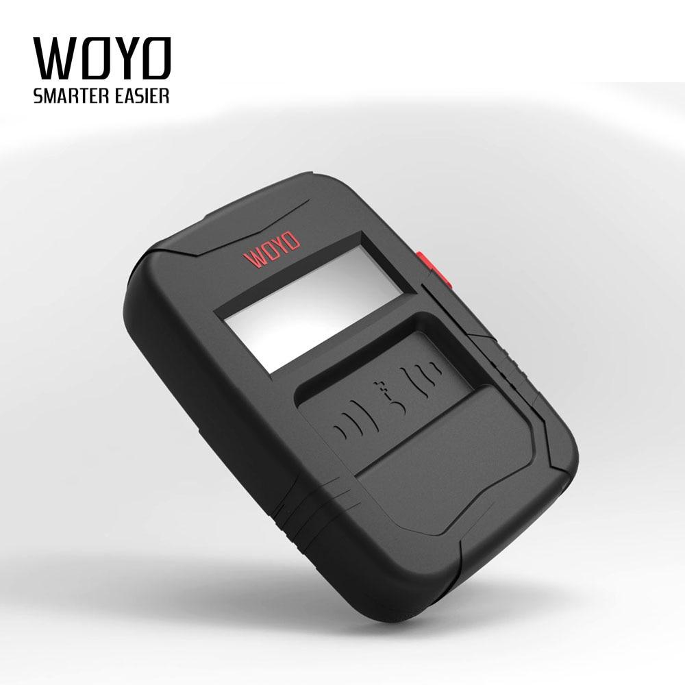 Цена за Woyo тестер дистанционного управления инструменты автомобиль ИК инфракрасный (диапазон частот 10-1000 мГц) авто ключ частота тестер ключа автомобиля частота тестер