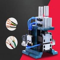 ZC 3F High Efficiency Pneumatic Stripping Machine Quality Multi Core Sheathed Wire Twisting Machine Cable Peeling Machine 220V