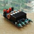 TDS5630 3 (2.1) Плата усилителя Класса D Цифровые Усилители Мощности Энтузиастов HI-FI Home Audio DC 48 В 300 + 2*150 Вт усилитель Доска