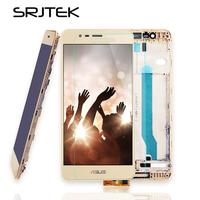 Srjtek 100 Tested For ASUS Zenfone 3 Max ZC520TL X008D LCD Display Touch Screen Digitizer Glass