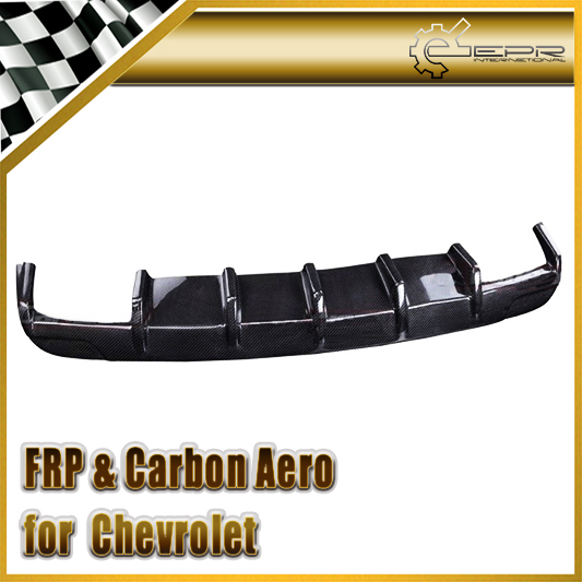 New Car Styling For Chevrolet Cruze J300 2008-2012 Carbon Fiber Rear Diffuser