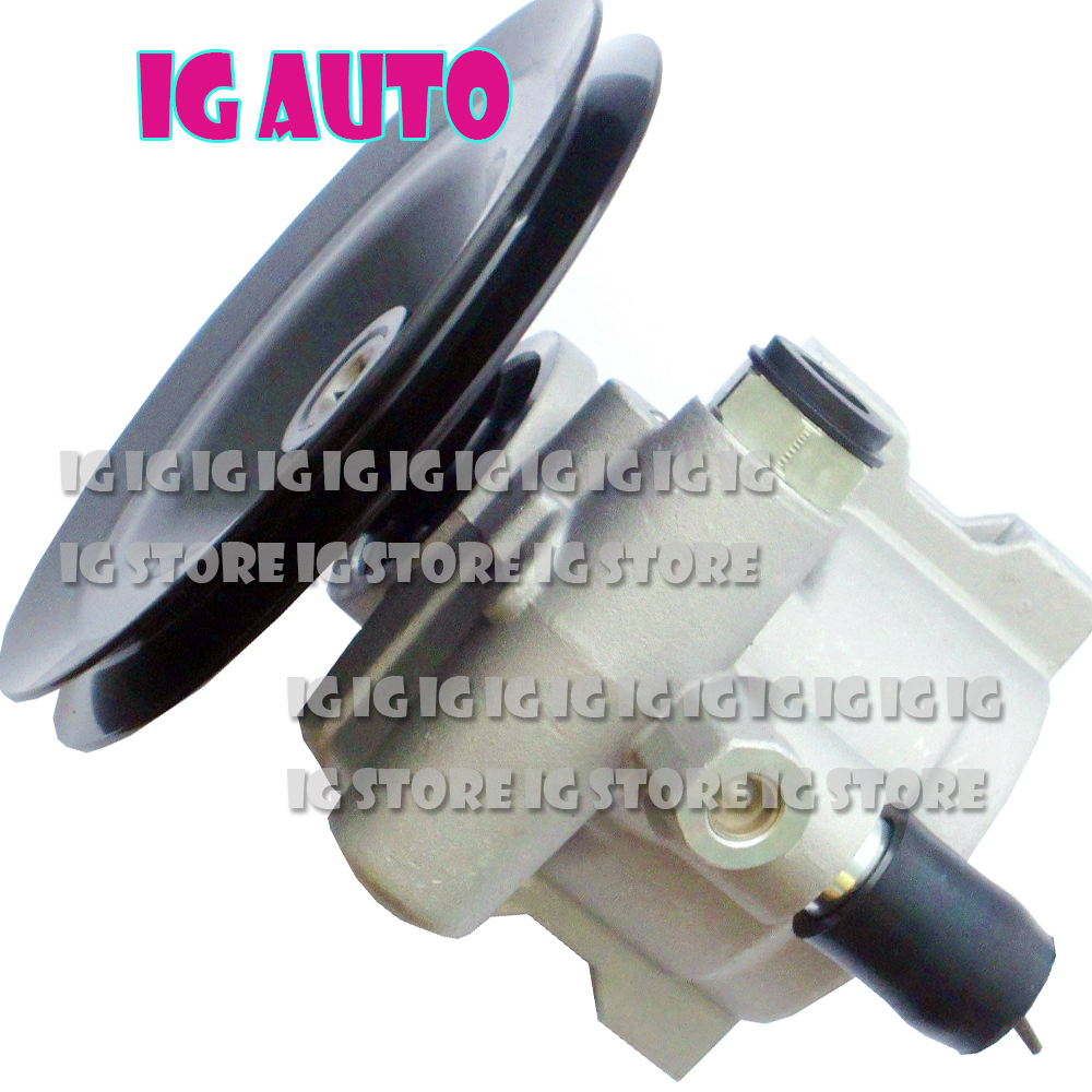 New Power Steering Pump Assy With Pulley For Volvo 240 340 360 740 760 780 940 960 1990-1993 1359649 8603042 new power steering pump assy for benz mz clk350 0064662301
