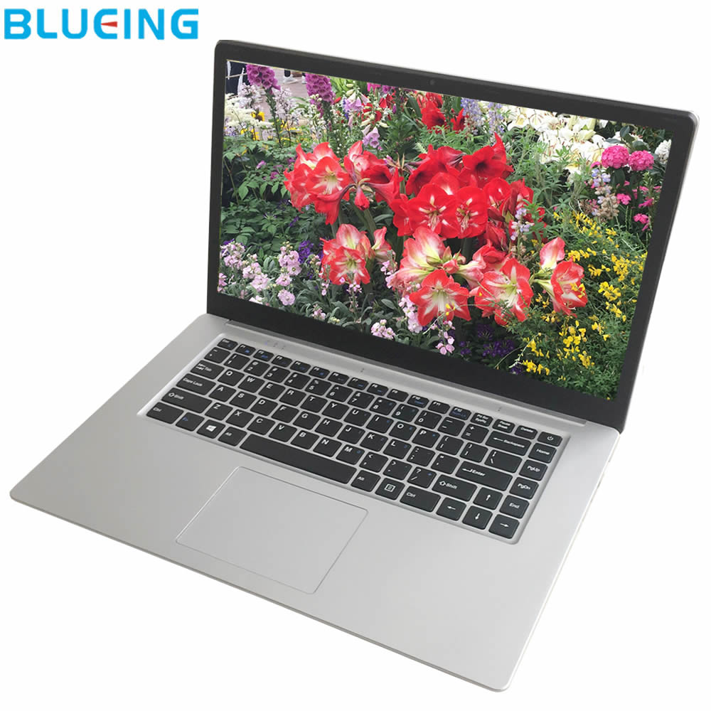 Gameing Laptop 15.6 Inch Ultra-slim 8GB RAM 256GB  Large Battery Windows 10 WIFI Bluetooth Laptop Computer PC Free Shipping