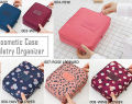 Women Travel Cosmetic Bag Organizer Makeup Case Pouch Toiletry Make Up Bag