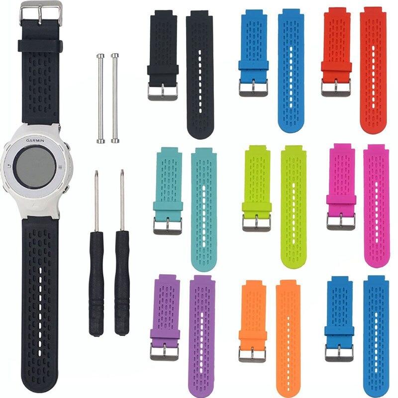 Bracelet en Silicone pour Garmin approche S2/S4 GPS montre de Golf/VivoactiveBracelet en Silicone pour Garmin approche S2/S4 GPS montre de Golf/Vivoactive