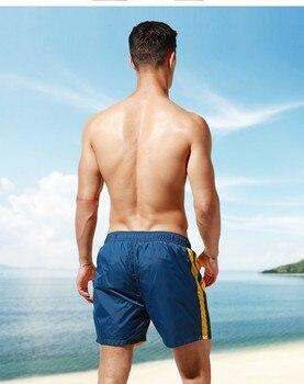 Ultrathin Board Shorts Men Swimwear Mens Swimming Shorts Beach Surf Boardshorts Mens Swim Trunk Wear Bath Suit Water Sport Short 5