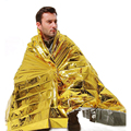 210*160CM Emergency Blanket 1Pcs Survival Rescue Curtain Outdoor Life-saving Waterproof Space Foil Thermal