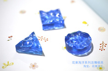 Flower Invitation Water ripples mold silicon resin Candy Sushi Wings ocean