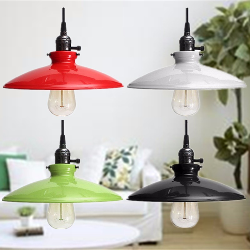 Modern Rose Pendant Lamp Light Bulb Holder Hanging Fixture