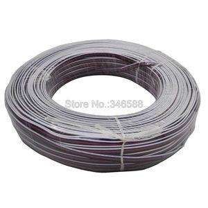 1 m/5 m/10 m/20 m LED Kabel Verlängerung Draht Kabel Anschluss 22AWG 2 Pins 3 Pins 4 Pins 5 Pins 6 Pins für RGB RGBW Einzigen Farbe LED Streifen