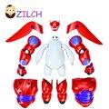 Transform Соберите Большой Hero 6 Фигурку Игрушки Baymax Куклы Мультфильм Модель Игрушки для Детей Brinquedos Подарки