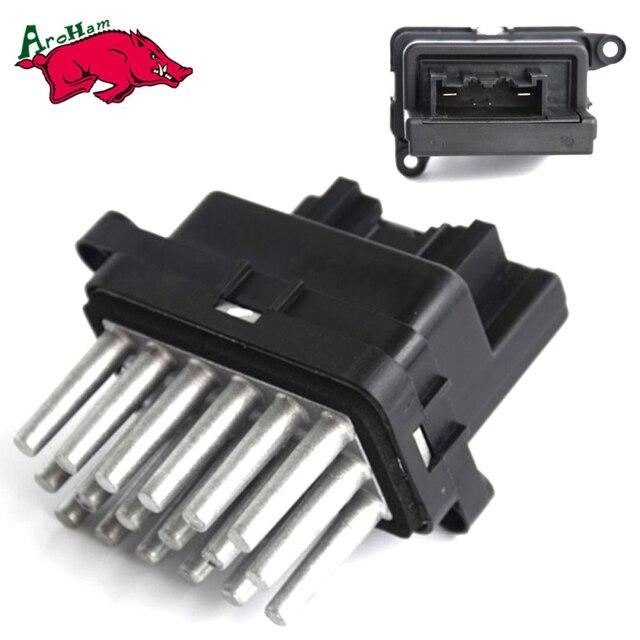 aroham best quality blower motor resistor regulator 1433503 rh aliexpress com blower motor resistor for a 2004 chrysler pacifica blower motor resistor for a 2003 chevy silverado