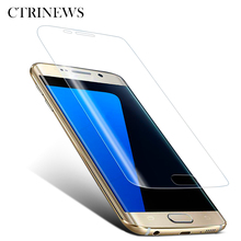 2PCS 3D Curved Full Coverage Screen Protector Film For Samsung Galaxy S7 S7 Edge S6 Edge S8 Plus Note 8 Soft Protective Film
