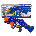 New Electric Toy Gun NERF Toy Guns 20 pcs Soft Bullet Big Gun Launchers CS Outdoor Toys Kids Children's Birthday Gift boy