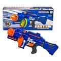 Nueva nerf pistolas de juguete 20 unids suave bala pistola de juguete eléctrico Lanzadores de Arma grande CS Al Aire Libre Juguetes Para niños Regalo de Cumpleaños del muchacho