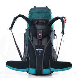 60L / 70L / 80L Professional Mountaineering Bag Outdoor Travel Backpack Men And Women Waterproof Hiking Backpack 70L A4840