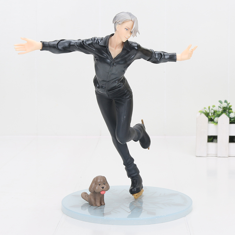 Yuri on Ice Victor Nikiforov 1/8 Scale PVC Figure Collectible Model Toy 21cm