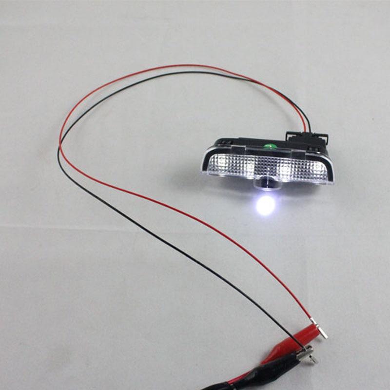 KELIMI 4 kosi 50cm OEM Opozorilna lučka podaljšek Žice Kabel / - Avtomobilske luči - Fotografija 6