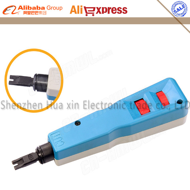 free shipping mini impact punch down tool 364b for spc exchange or rh aliexpress com Wire Crimping Tool Crimping Tool