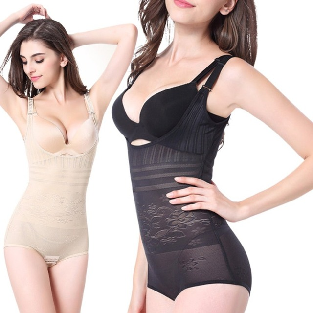 f54f398994 Women Post Natal Postpartum Slimming Underwear Shaper Recover Bodysuits  Shapewear Waist Corset Girdle Black Apricot Hot shapers