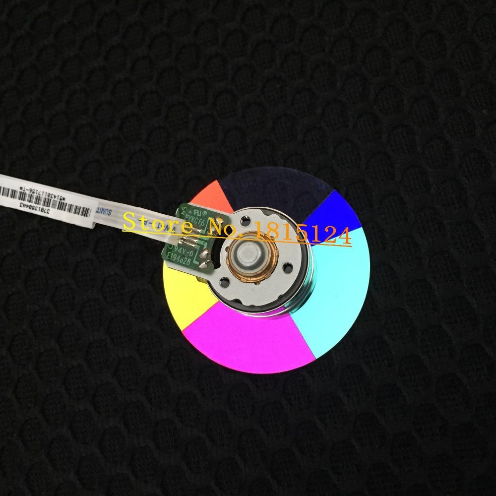 все цены на 100% NEW Original Projector Color Wheel for NEC V230 NP110 NP115+NP215 NP216 V260 V230+V300+NP-VE280x+ NP-V281+ NP-VE281X+(40mm) онлайн