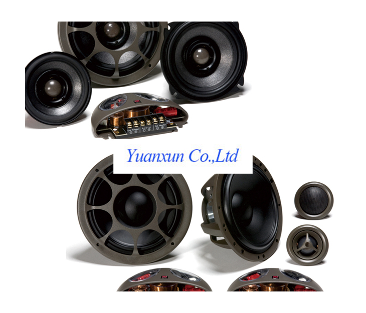 Car audio speakers modified installation package store morel-in