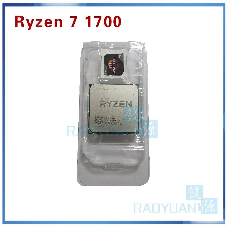 AMD Ryzen 7 1700 R7 1700 3.0 GHz Eight-Core Sixteen-Thread C3=16M CPU Processor 65W YD1700BBM88AE Socket AM4