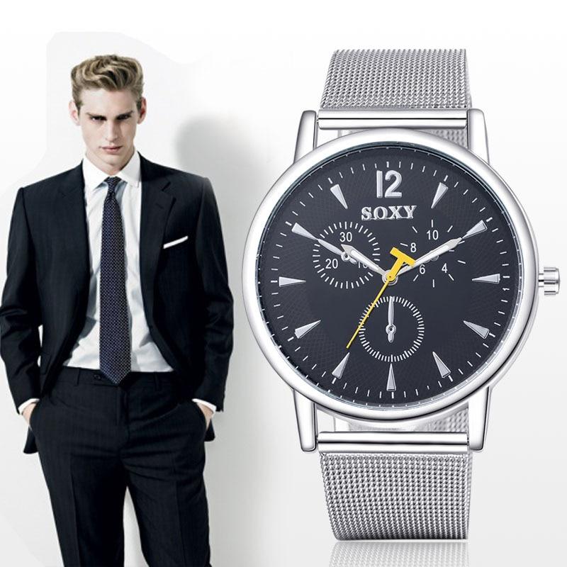 Relojes de ocio de los hombres Nueva Creativa Hombres de Rotación de - Relojes para hombres