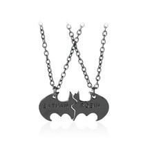 Batman and Robin Pendant