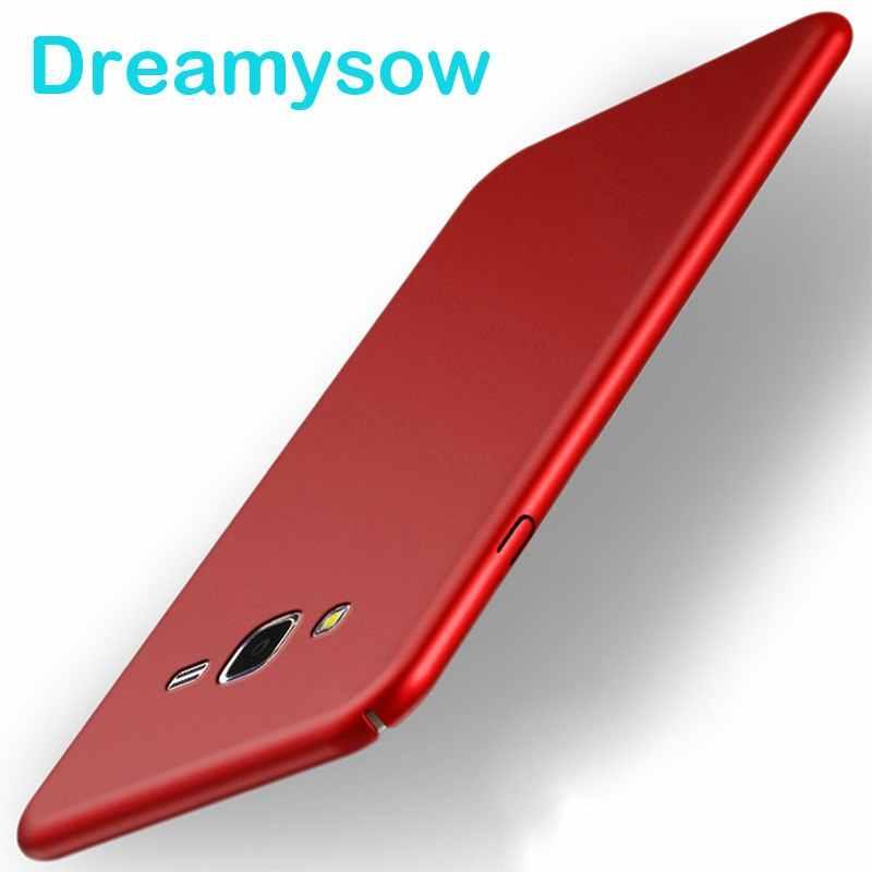Ốp Lưng cứng Cho Samsung Galaxy J6 J4 A6 A8 Plus A9 A7 A750 2018 S6 S7 Edge S10E S10 S8 s9 Plus Note 8 9 Cell Điện Thoại 360 full Cover